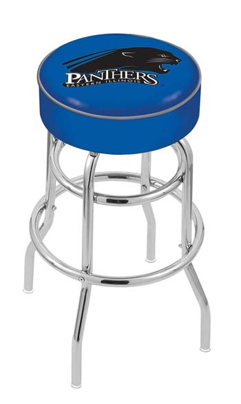 Eastern Illinois University bar stool