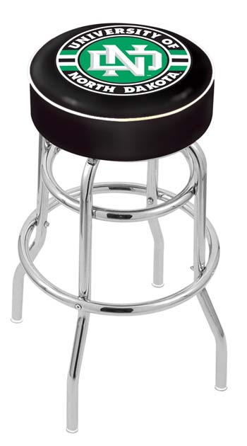 University Of North Dakota bar stool
