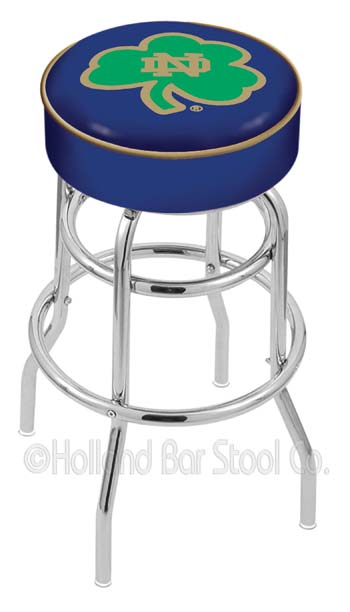 University Of Notre Dame bar stool