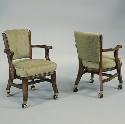 club chair 660 casters