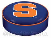 Syracuse University Bar Stool Seat Cover