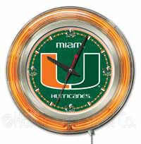 University of Miami FL Clock
