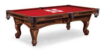 University of Nebraska Pool Table