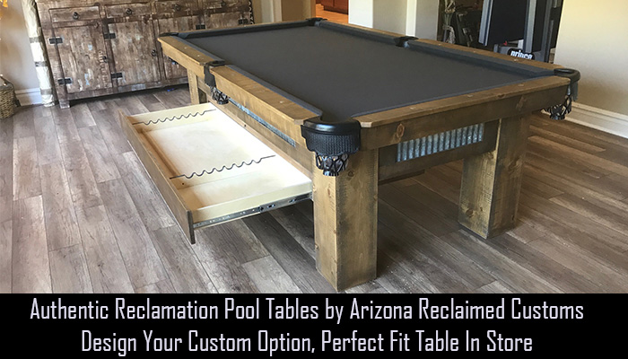Fine Custom Pool Tables By Diamondback Billiards On Sale Home Interior And Landscaping Spoatsignezvosmurscom