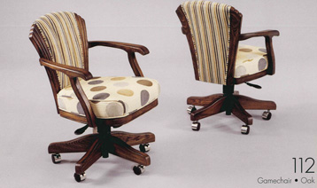 game chair model 112
