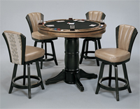 galileo pub and poler table