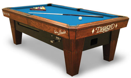 Diamond Billiards Pool Tables And Products