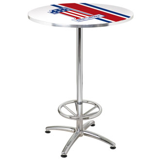 harley bar table