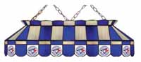 Toronto Blue Jays Stained Glass Shade Pool Table Lights