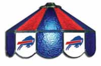 Buffalo Bills NFL Three Lamp Pool Table Lights
