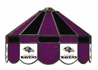 Baltimore Ravens NFL Single Swag Pool Table Lights