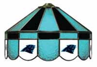 Carolina Panthers NFL Single Swag Pool Table Lights