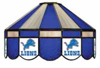 Detroit Lions NFL Single Swag Pool Table Lights