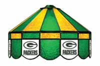 Green Bay Packers NFL Single Swag Pool Table Lights
