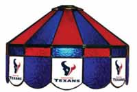 Houston Texans NFL Single Swag Pool Table Lights