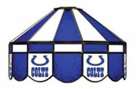Indianapolis Colts NFL Single Swag Pool Table Lights