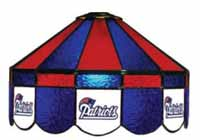 New England Patriots NFL Single Swag Pool Table Lights