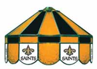 New Orleans Saints NFL Single Swag Pool Table Lights