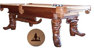 Laredo Pool table