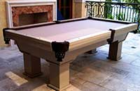 caesar pool table