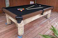 caribbean pool table