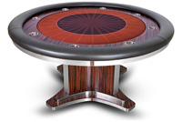 Luxor poker table