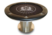 eight peson poker table