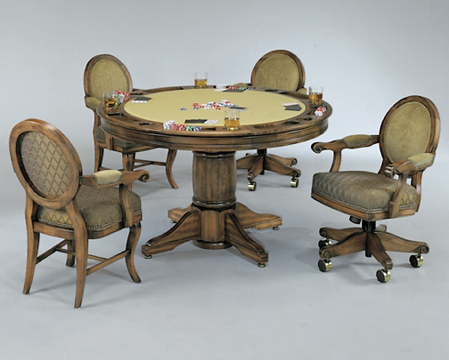 Combination Poker Table Algonquin
