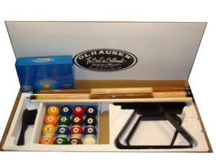 Olhausen Silver Pool Table Accessories