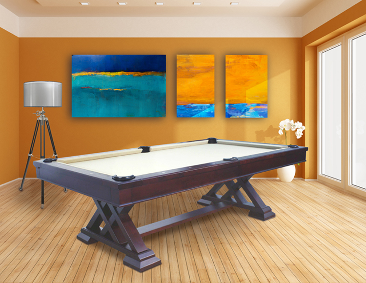 archer Billiards table by Presidential Billiards